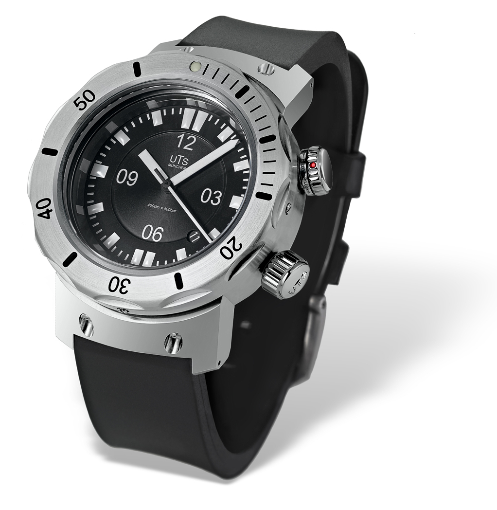 4 000m divers watch for Dive watch