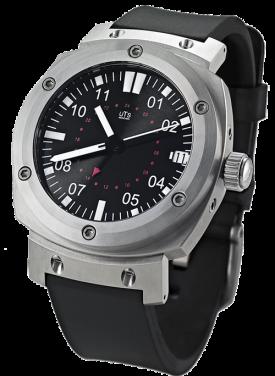 German made GMT watch