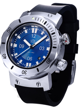 4,000m Divers Watch - Uts Watches