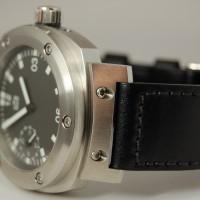 Manual wind Unitas german watch