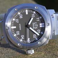 German made watch with valgrange movement