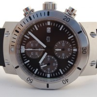 German made chronograph watch