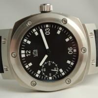Manual winding german watch