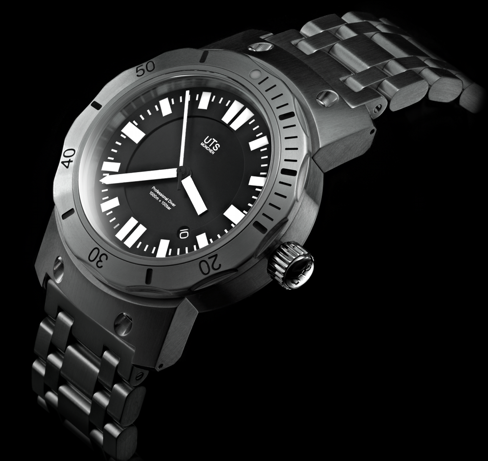 1000M Dive Watch | UTS 1000M V2 Professional Diver